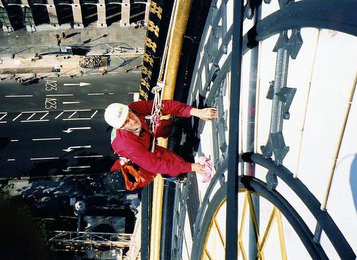 standar operasional prosedur bekerja di ketinggian